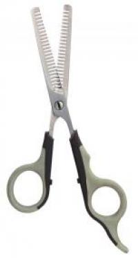 Ножницы филировочные 18,5 см двусторонние