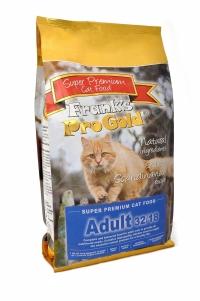 Корм Frank's ProGold для взрослых кошек с курицей 32/18, Adult (7,5кг)