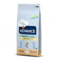 Корм Advance для щенков крупных пород с курицей и рисом, Baby Protect Maxi (03кг)