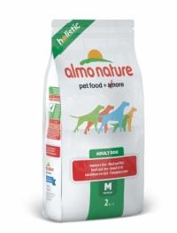 Корм Almo Nature для взрослых собак средних пород с говядиной,Medium&Beef and Rice Holistic (12кг)