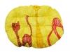 Подстилка овальная №2, текстиль, р-р 55*40*7см