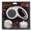 """20кг Набор FLEXI """"Vario"""" M (рулетка 5 м, емкость, фонарик), коричневый"""