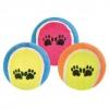 Теннисный мяч, ф 6,4 см, 1 шт.