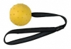 Мяч резиновый на веревке, ф 7 см/30 см