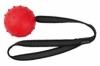 Мяч резиновый на веревке, ф 5 см/32 см