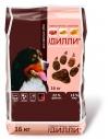 Дилли для взрослых собак печень с овсянкой (16кг)