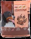 Дилли для взрослых собак печень с овсянкой (01кг)