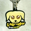 Брелок для ключей Crazy Paws Лабрадор