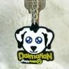 Брелок для ключей Crazy Paws Далматин