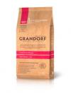 Грандорф. Сухой корм для взрослых собак средних пород. ЯГНЕНОК С РИСОМ (01кг)