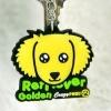 Брелок для ключей Crazy Paws Золотой ретривер