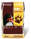 Дилли для взрослых собак курица с рисом (16кг)